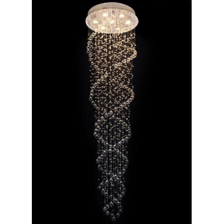 Lampa Kryształowa XXL Anel 186cm