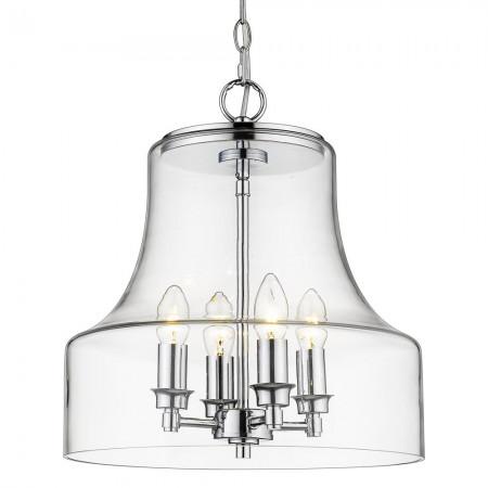 Lampa wisząca PRAGUE P04458CH