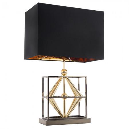 Lampa stołowa QUITO T01939BK AU