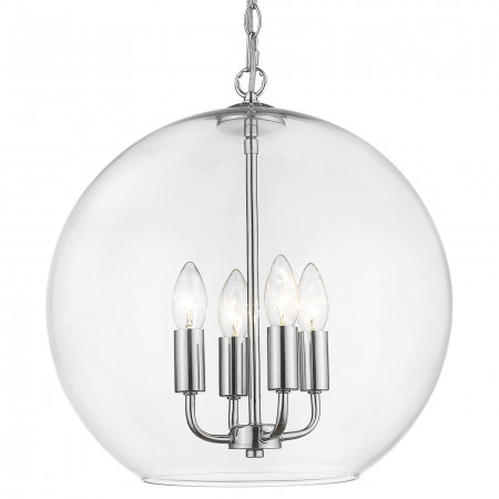 Lampa wisząca PRAGUE P04974CH