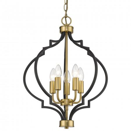 Lampa wisząca NASHVILLE P05179BK AU