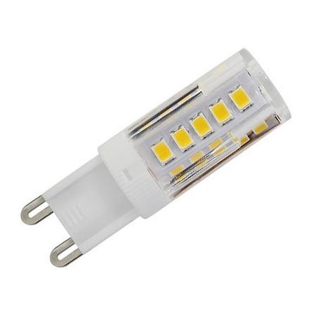 Żarówka LED G9 Ciepła SMD 2835 5W 50W 400LM Ciepła Mini