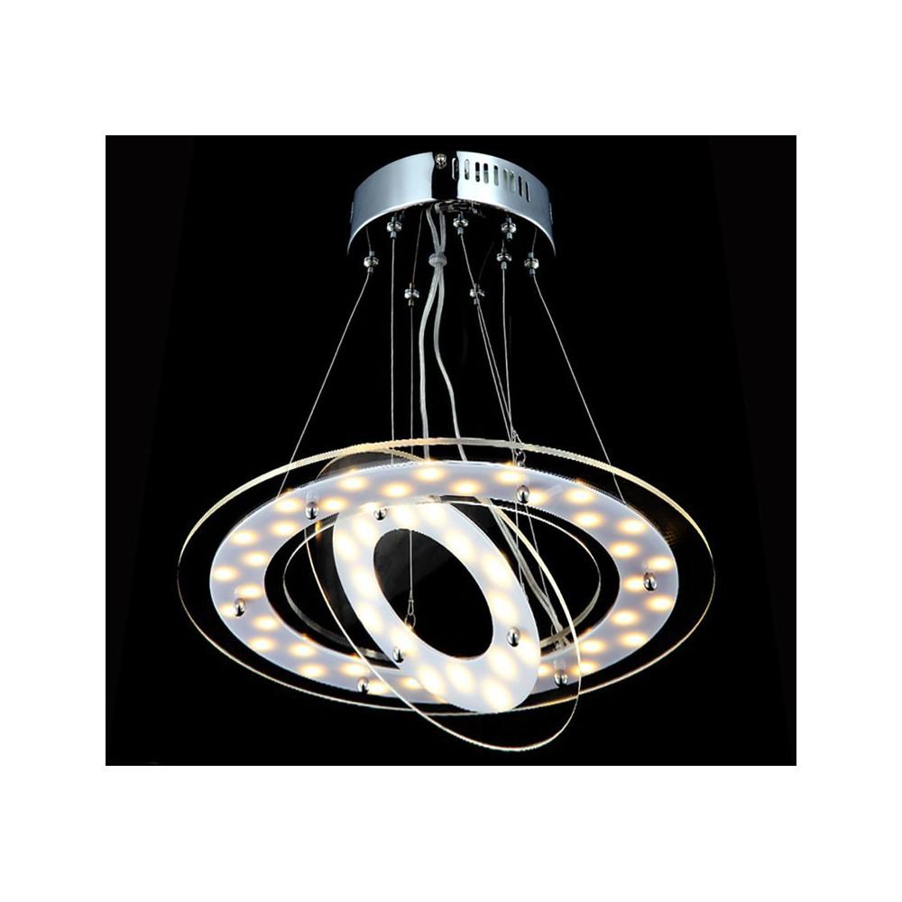 Lampa Ledowa Terrina Mini Ring LED 32cm Żyrandol Wiszacy