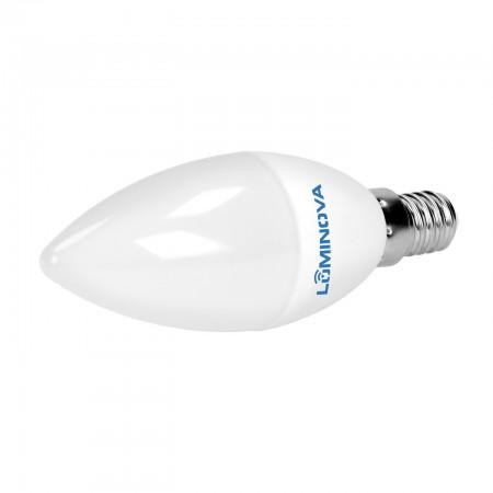 Żarówka LED Świeczka Ledowa E14 5W 450LM Zimna 6000K