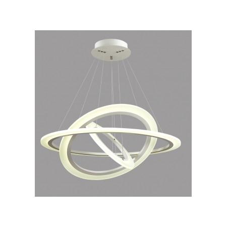 Lampa wisząca RING SATURN II LED 120 cm XXL