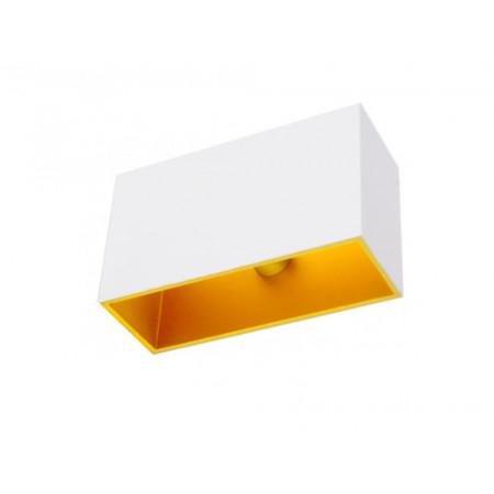 Kinkiet IDEA biały złoty