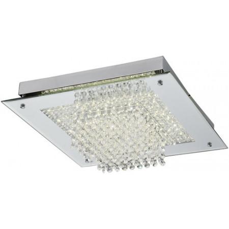 Plafon KESJA LED kryształ 45 cm