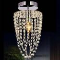 lampa kryształowa do salonu 50 cm MONCLER