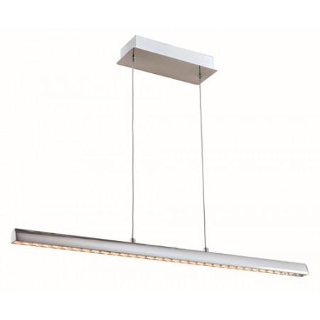 Lampa sufitowa wisząca ALIKANTE LED biała 120 cm