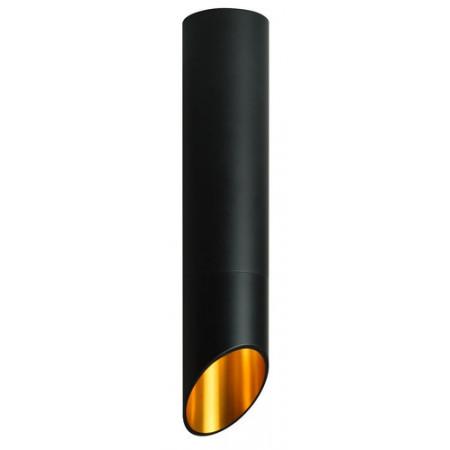 Plafon SARATOGA LED maxi czarny