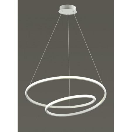Lampa sufitowa wisząca ROSSO LED nowoczesna 120 cm