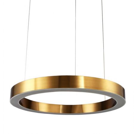 copy of Lampa wisząca ASTRIFER 10 bursztynowo czarna 90 cm metal szkło
