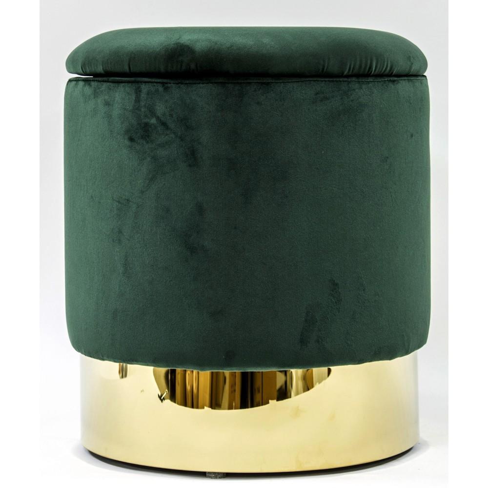 Kryształowy żyrandol 9 ramienny DANTE złoty patyna