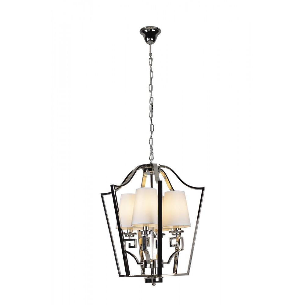 Nowośc lampa kryształowa nad stół 50 cm KAJRA wisząca kryształy