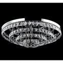 Lampa kryształowa 280 cm nad schody KASKADA Gigantyczny rozmiar PROMOCJA