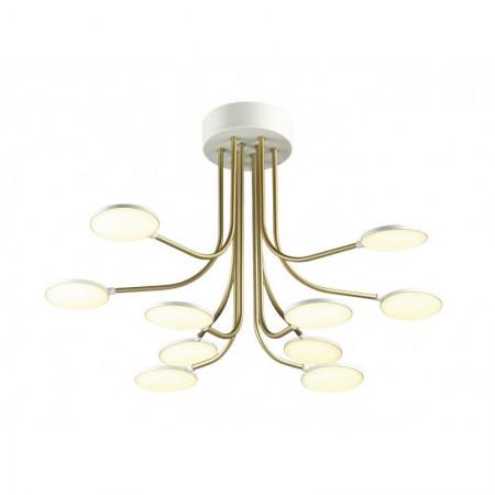 Lampa Kryształowa Taylor 60cm Kolory LED Ledowa Zmiana Koloru Plus Pilot
