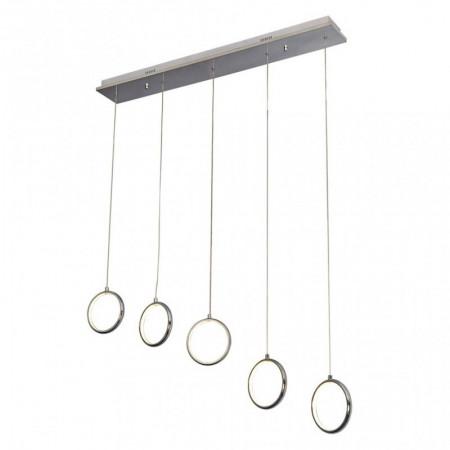 Lampa Wisząca ANELLO nad stół 35W LED metal pierścienie